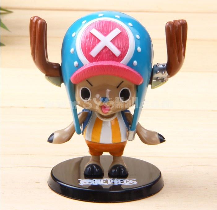 One Piece Chopper Resin Garage Kits Model Toys