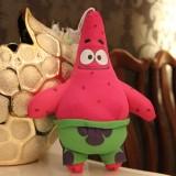 "Wholesale - Patrick Star Spongebob Squarepants Plush Toy Stuffed Animal 18cm/7"" Tall"