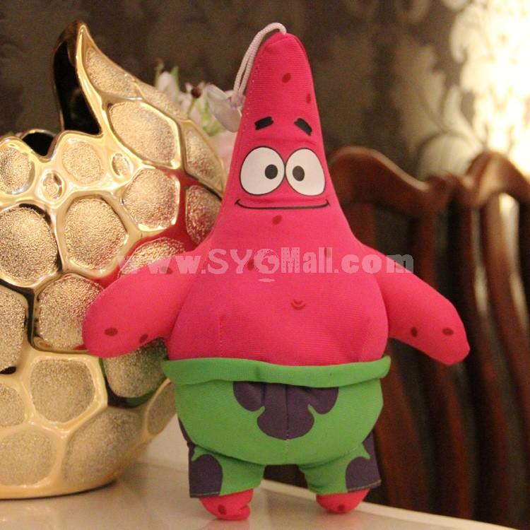 "18cm/7"" Patrick Star Spongebob Squarepants Plush Toy"