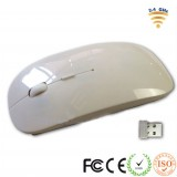 Wholesale - 2.4G Professional Wireless Apple Mouse White Color