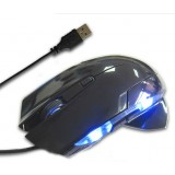 Wholesale - Professional Wired Gaming Mouse Black Color