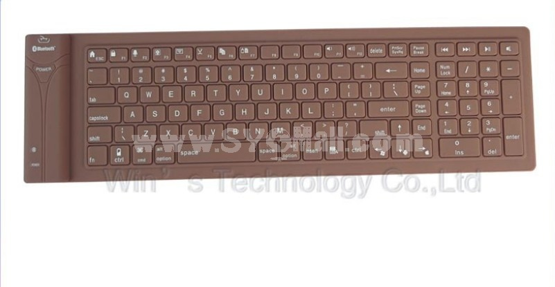 High quality Waterproof Bluetooth Keyboard