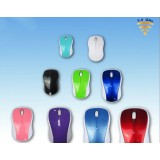 Wholesale - 2.4G Candy Color Wireless Mouse