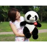 "Wholesale - Heart Panda Plush Toy Stuffed Animal Lovers' Gift 50cm/20"""
