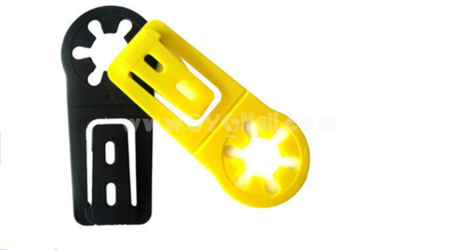Creative bottle buckle easy to take water