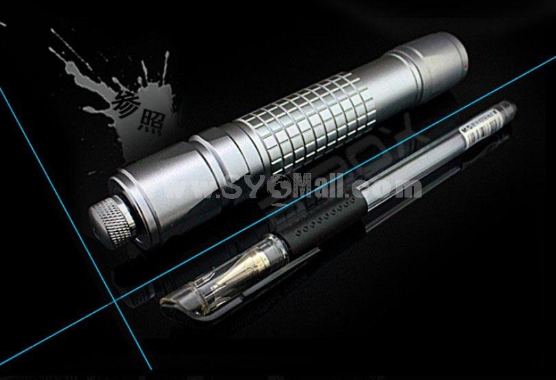 2000mW High Power Red Light Laser Pen Pointer Pen