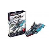 Wholesale - Cute & Novel DIY 3D Jigsaw Puzzle Model - Aircraft Carrier