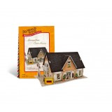 Wholesale - Cute & Novel DIY 3D Jigsaw Puzzle Model World Series - German Beer House