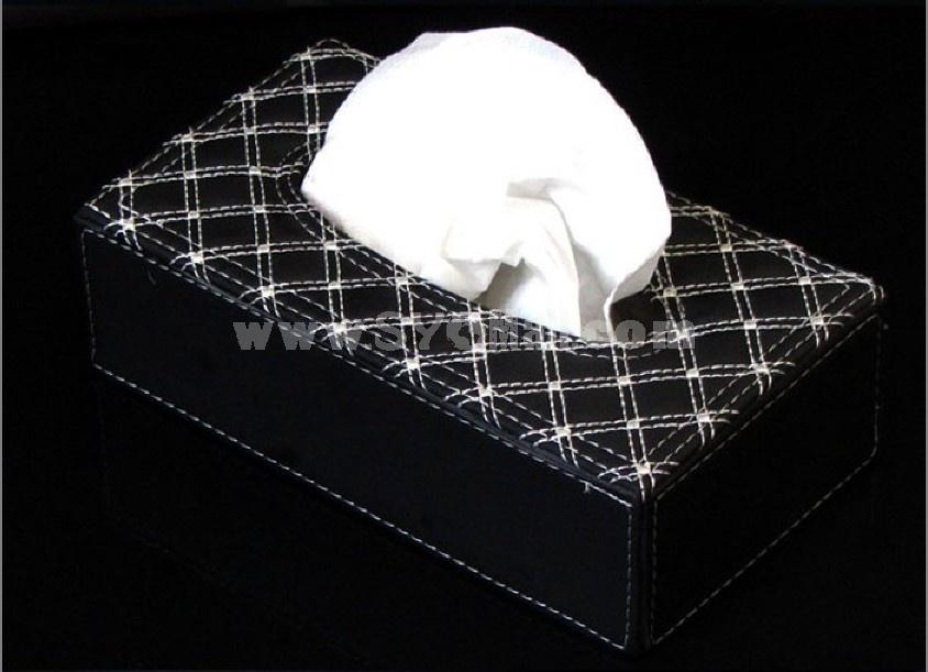Classic car tissue box