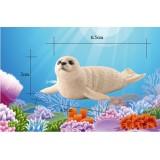 Wholesale - Sea Animals Novel Figurine Toys -- Seal
