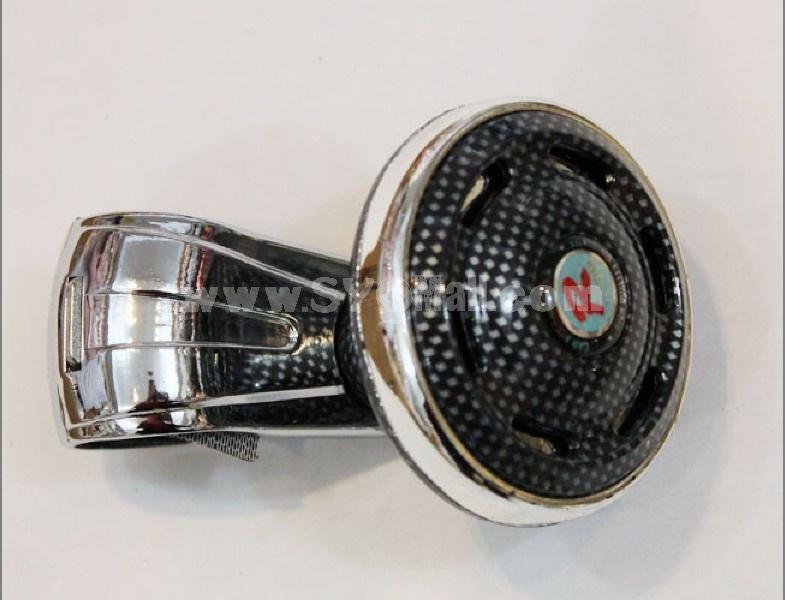 Steering wheel turning ball