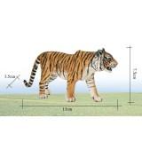 Wholesale - Land Animals Novel Figurine Toys -- Tiger