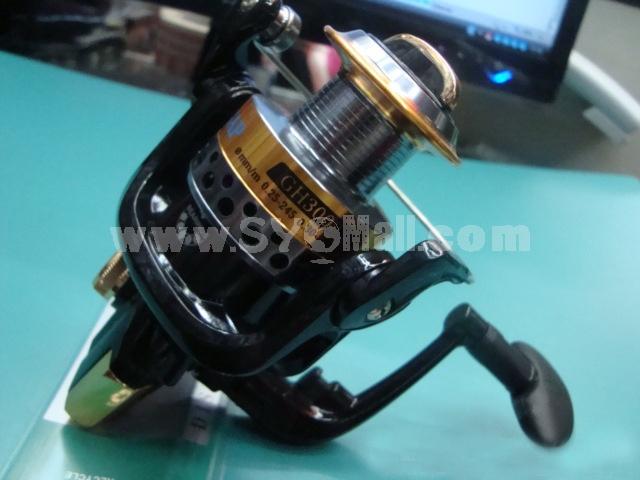 Dongguan Tokushima fishing reels GH1000-6000