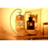Wholesale - European Vintage Style Iron Art Candle Holder Candlestick