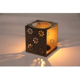 Wholesale - European Style Petal Hallowed-out Candle Holder Candlestick