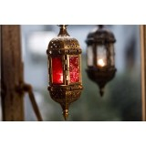 Wholesale - Moroccan Style Vintage Candle Holder Candlestick