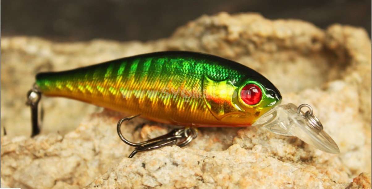 fishing Hunter fishing lures MINNOW DM9C