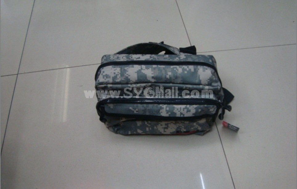 Multi function camouflage fishinging bag
