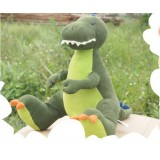 "Wholesale - Cartoon Dinosaur Plush Toy - Tyrannosaurus 40cm/15.7"" Tall"