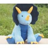 Wholesale - Cartoon Dinosaur Plush Toy - Triceratops 36cm/14.2 Tall
