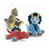 "Wholesale - Sound Making Dinosaur Plush Toy Sound Toy 16cm/6.3"""