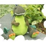 "Wholesale - Dinosaur Plush Toy Plush Bag Backpack Schoolbag 33cm/13.0"" Tall"