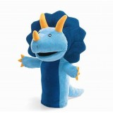 Wholesale - Cartoon Dinosaur Plush Puppet Plush Toy Great Parent & Baby Toy 32cm/12.6""