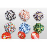 Wholesale - Pet Toy Dog Toy Puppy Toy 3-color Cotton Rope Ball 6.5cm/2.5inch
