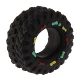 Wholesale - Tyre Shaped Rubber Squeaking Dog Toy Pet Toy