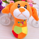 Wholesale - Squeaking Dog Chewing Toy Plush Toy Dog Toy Pet Toy -- Ball Bear