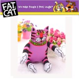 Wholesale - Fat Cat Dog Toy Pet Toy Dog Chewing Toy -- Big Purple Cat