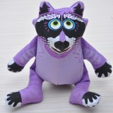 Wholesale - Fat Cat Dog Toy Pet Toy Dog Chewing Toy -- Raccoons