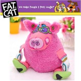 Wholesale - Fat Cat Dog Toy Pet Toy Dog Chewing Toy -- Pink Mother Pig