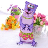Wholesale - Fat Cat Cat Toy Pet Toy Chewing Toy -- Purple Otter