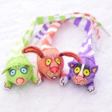 Wholesale - Fat Cat Cat Toy Pet Toy Chewing Toy with Catlip-- Long Tail Rabbiit