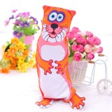 Wholesale - Fat Cat Dog Toy Pet Toy Dog Chewing Toy-- Oranger Otter