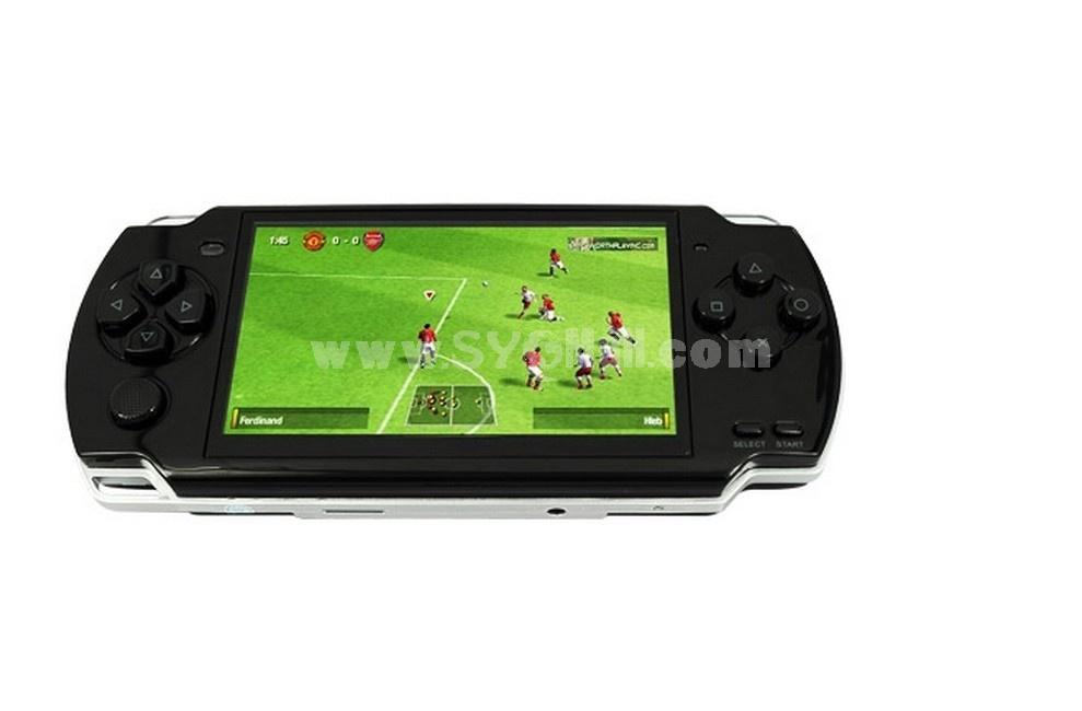 4.3 inch LCD 4GB MP5/MP4 Player + Camera Black