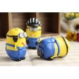 """Wholesale - DESPICABLE ME 2 The Minions Action Figure/Garage Kits PVC Toy 3pcs/Set 8cm/3"""""""