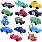 "Wholesale - Cars Lightning McQueen Chick Hicks Action Figure/Garage Kits Vinyl Toy 2.0"""