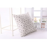Wholesale - Decorative Printed Korean Rural Throw Pillow Cover Cushion Cover No Pillow Inner -- Little Fresh Flowers