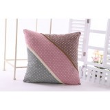 Wholesale - Decorative Printed Morden Stylish Throw Pillow Cover Cushion Cover No Pillow Inner -- Fresh Pot Pattern