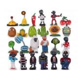 wholesale - 24 x Plants Vs Zombies Action Figures PVC Display Toys