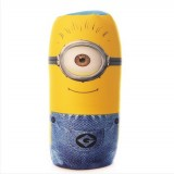 "Wholesale - The Minions DESPICABLE ME 2 Foam-Particles Doll Cushion 40cm/15.7"" - One Eye"