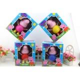 "Wholesale - Peppa Pig Garage Kit Toys Yellow 15cm/6"""