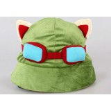 """Wholesale - League of Legends Plush Toy Teemo's Hat Cosplay 60cm/23"""""""