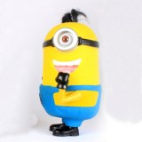"""Wholesale - The Minions DESPICABLE ME 2 3D Eyes with Music and Light Effect Action Figure/Garage Kit Vinly 16cm/6.3"""""""