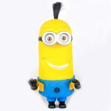 Wholesale - The Minions DESPICABLE ME 2 3D Eyes with Music and Light Effect Action Figure/Garage Kit Vinly 20cm/7.9""