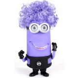 Wholesale - The Minions DESPICABLE ME 2 Purple Color 3D Eyes with Music and Light Effect Action Figures/Garage Kit Model Toy 16c