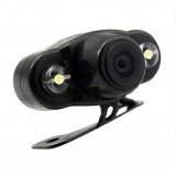 Wholesale - 2.4GHz Wireless PAL Colored Car Rearview Video Camera Kit Waterproof for Truck/Jeep/SUV