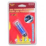 Wholesale - Oxygen Bar Ionizer Air Purifier/Freshener for Car DC 12V - Blue